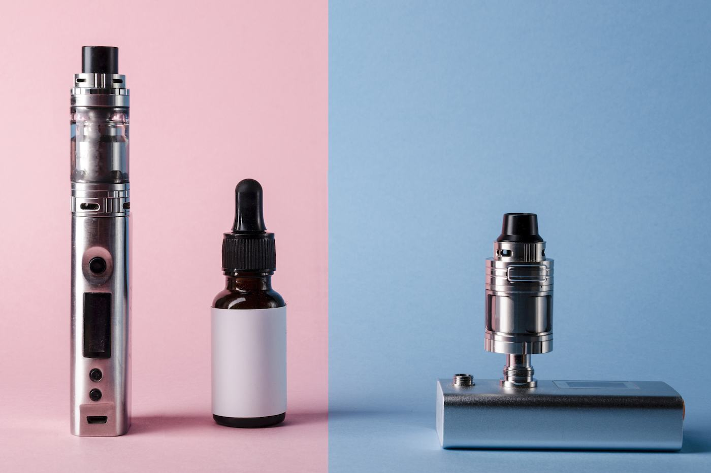 What an e-cigarette ban means for CBD/THC vaping | Well+Good
