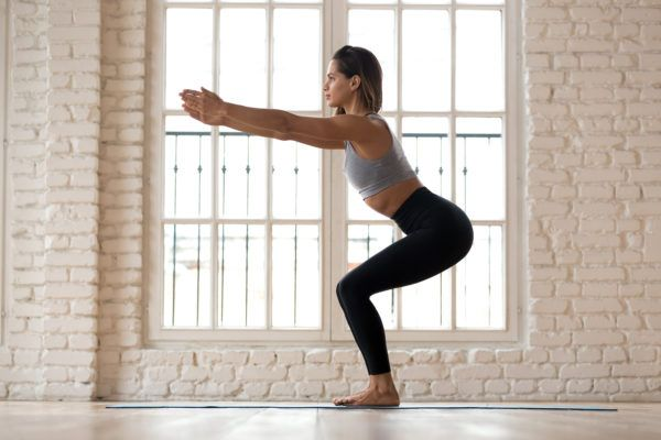 Sun salutation B is the best way to fire up your entire body in a...