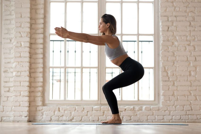 Sun Salutation B Is the Best Way to Fire up Your Entire Body in a Matter of Minutes
