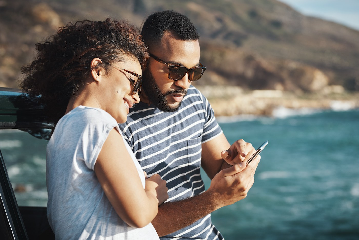Would you let your partner follow your location 24/7? These people do