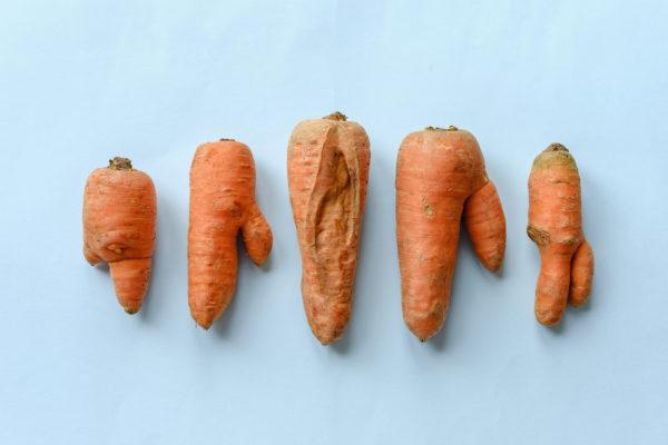 I spent a month eating only 'ugly' vegetables to help fight food waste