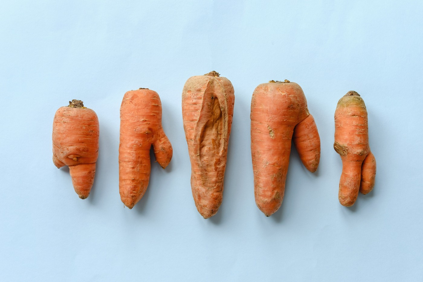 Thumbnail for I spent a month eating only 'ugly' vegetables to help fight food waste