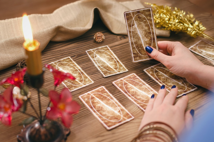 Thumbnail for A tarot card reader's top 3 tips for getting the most accurate reading