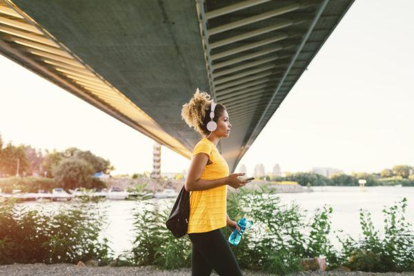 Why walking after eating might be the best time to get those 10,000 steps