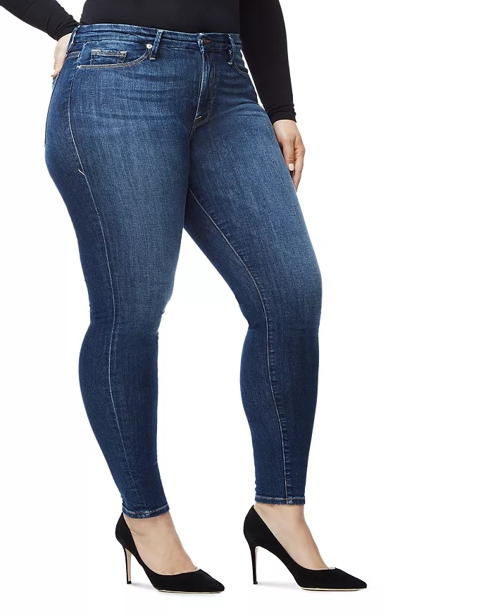 Good American's Good Legs Jeans