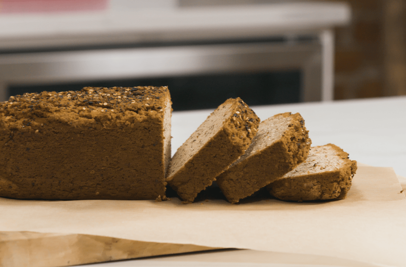 Easy Paleo bread recipe that tastes delicious | Well+Good