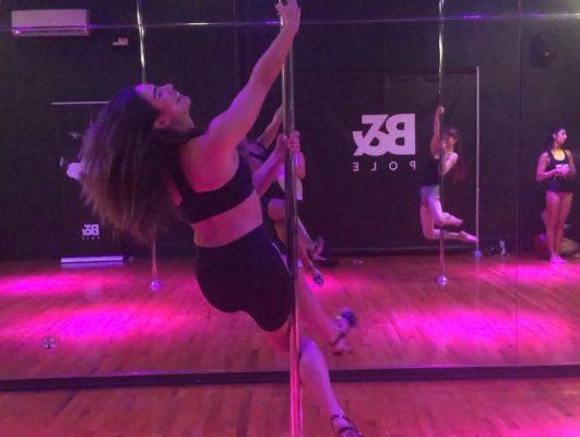 I tried J. Lo's Hustlers pole dancing workout, and I've never felt sexier or stronger