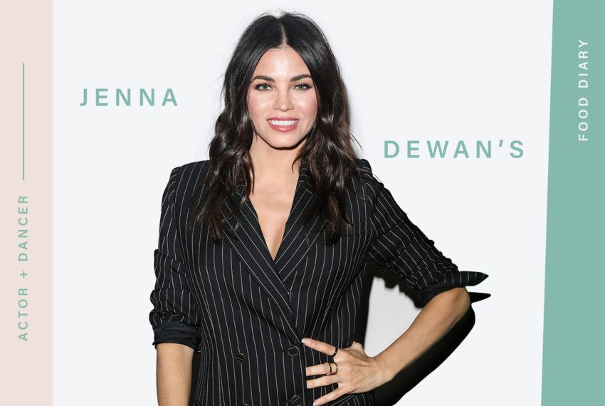 Jenna Dewan's delicious go-to meals make me want to step up my cooking game