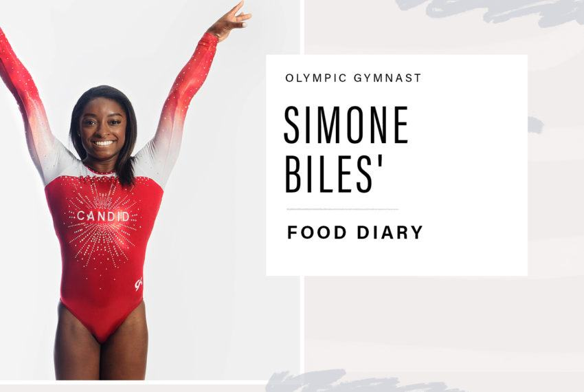 Here's what Simone Biles eats every day to power through Olympic flips and feats