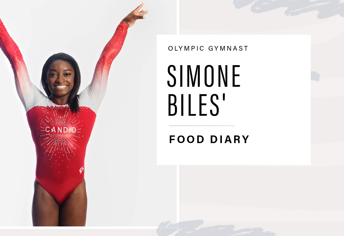 Simone Biles shares her diet and sample day of eating | Well+Good