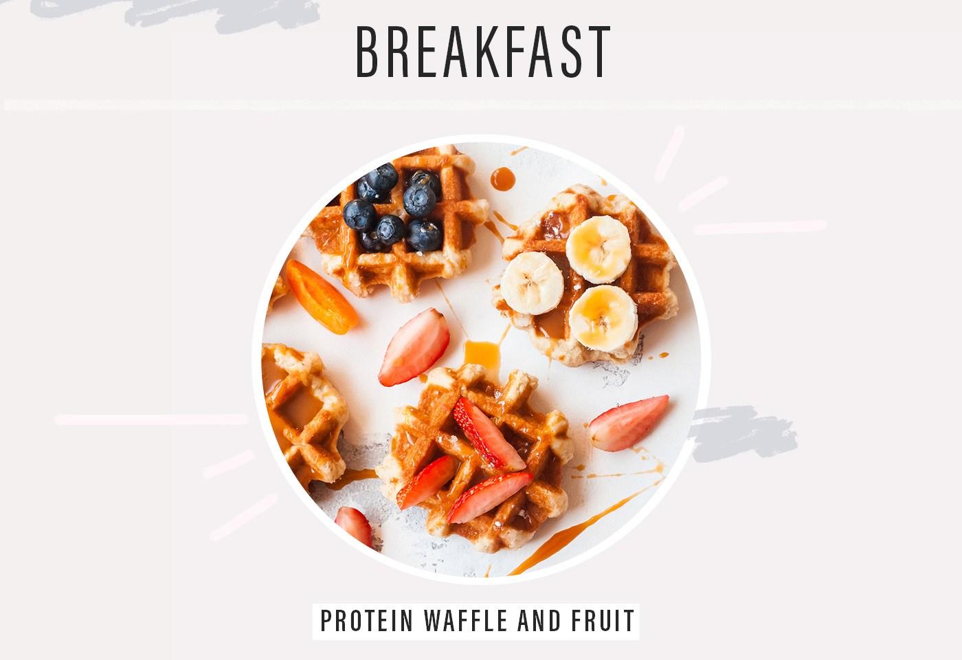 simone biles breakfast