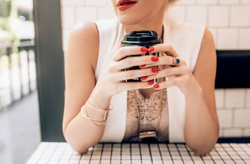 The failproof way to use a Sharpie to fix your manicure | Well+Good