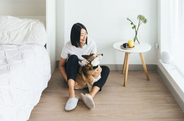 How a Minimalist Bedroom Helps You to Declutter the Rest of Your Life