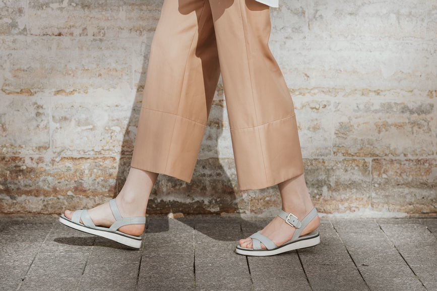 Thumbnail for The 5 Worst Shoes for Your Feet That *Aren't* High Heels, According to a Podiatrist