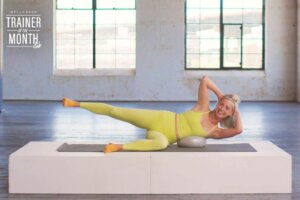 The 9-minute, at-home Pilates workout that targets every muscle of your core