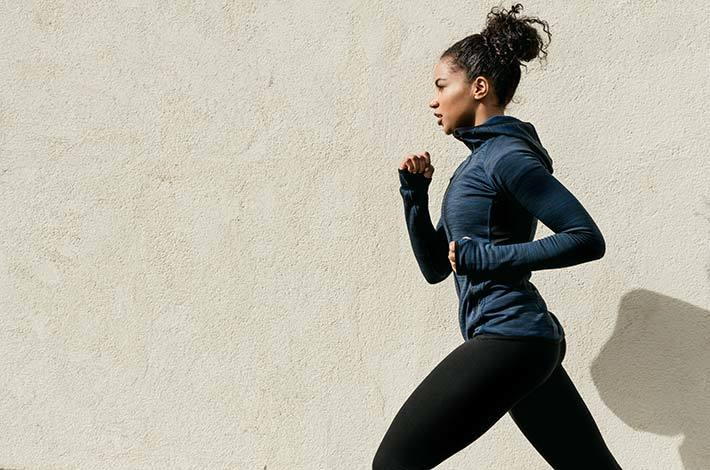 FOLLOW THESE CORE EXERCISES AND RUNNING WILL GET SO. MUCH. EASIER.