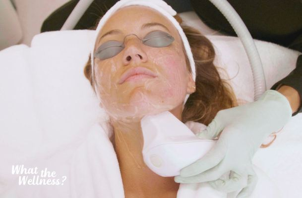 What it's *really* like to get a $2,000 facial treatment