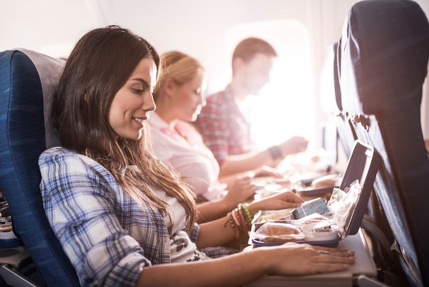 Thumbnail for Food really does taste different on airplanes—here's how to use that to your advantage