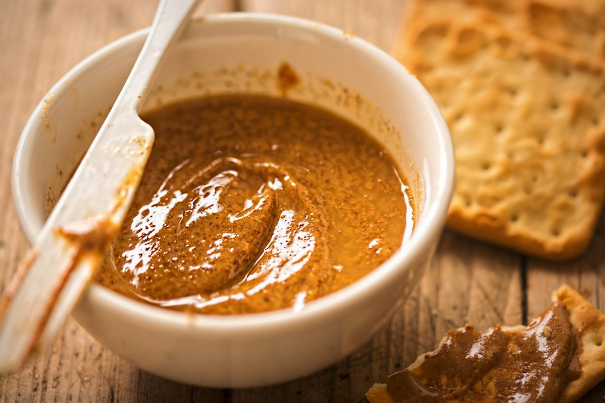 Adding this one ingredient to your almond butter can help curb blood sugar spikes