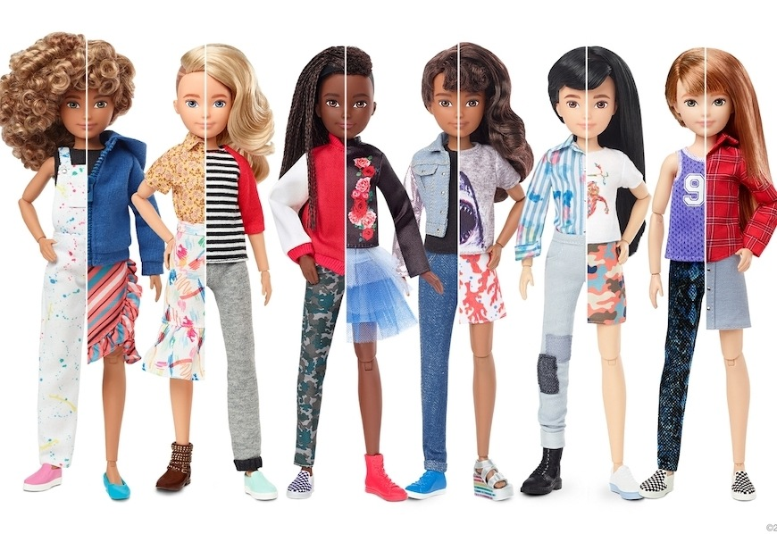 Thumbnail for Mattel's New 'Gender-Neutral Dolls' Can't Possibly Encompass Every Queer Experience—but They're a Start