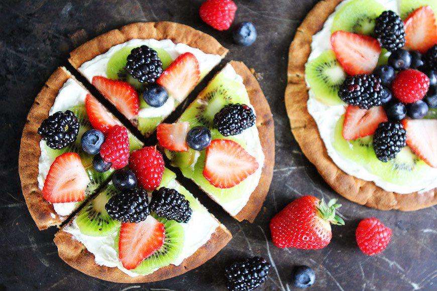 dash diet breakfast pizza