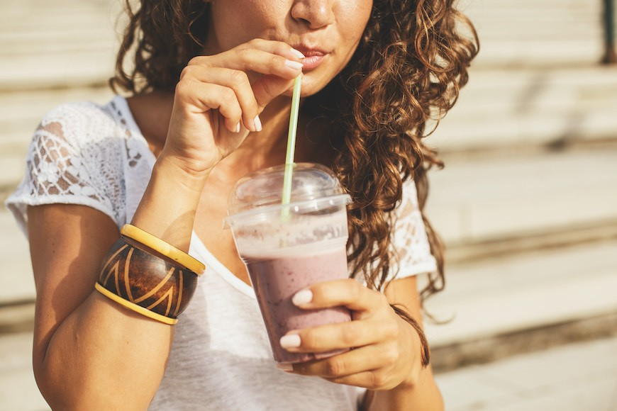 Thumbnail for The 6 Healthiest Smoothies and Snacks You Can Get at Jamba Juice, According to a Top Dietitian