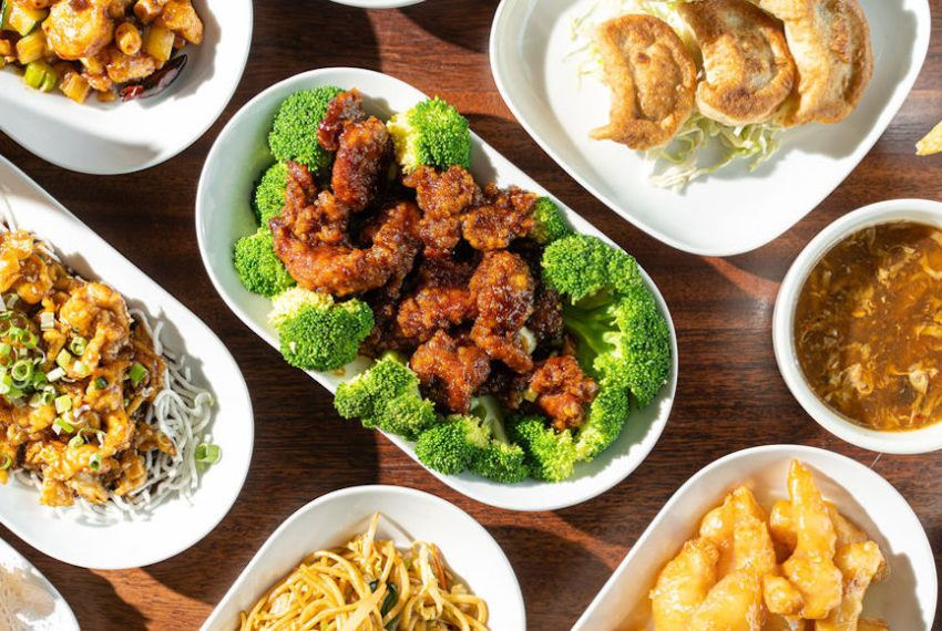 These are the 9 healthiest items to order at P.F. Chang's, according to a dietitian