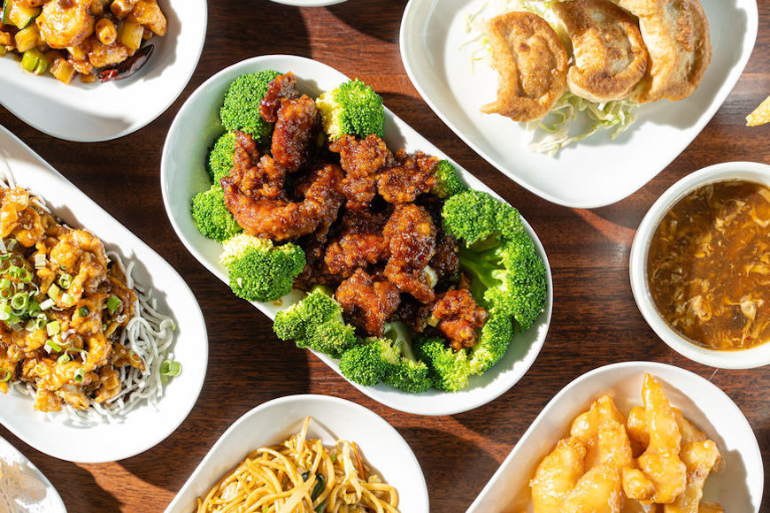 Thumbnail for These are the 9 healthiest items to order at P.F. Chang's, according to a dietitian