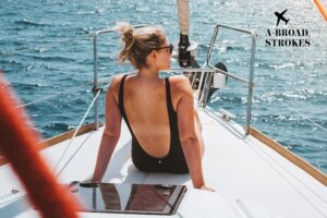 How a week aboard a tiny sailboat with strangers in Croatia became my favorite trip