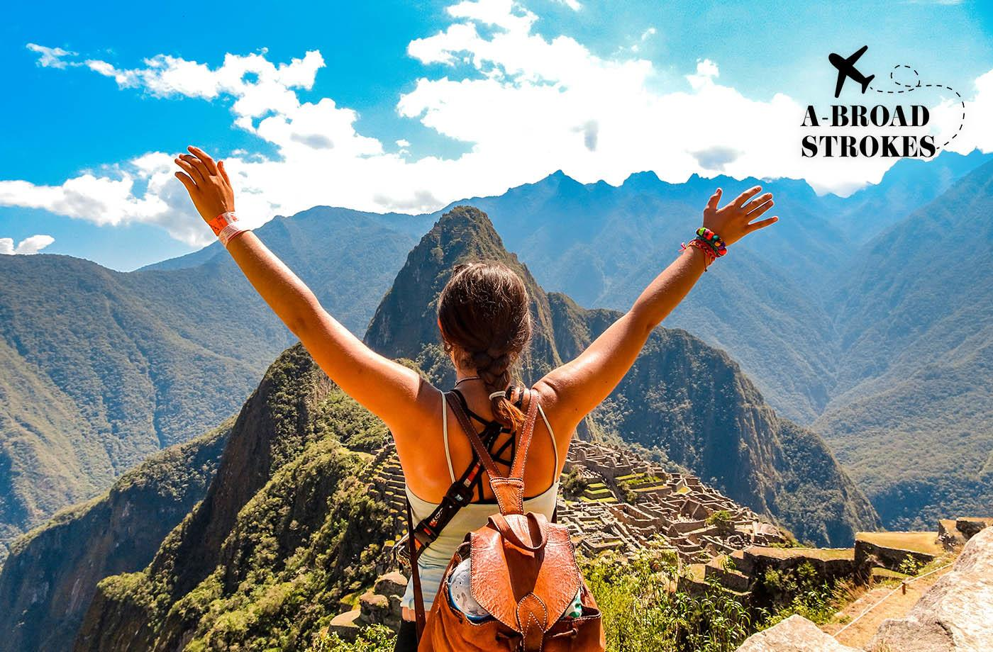 Thumbnail for How hiking Machu Picchu on my period taught me the power of gratitude