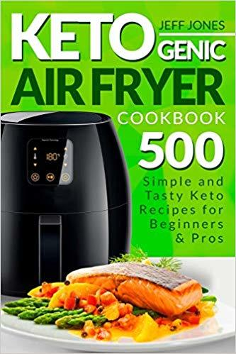 ketogenic air fryer cookbook