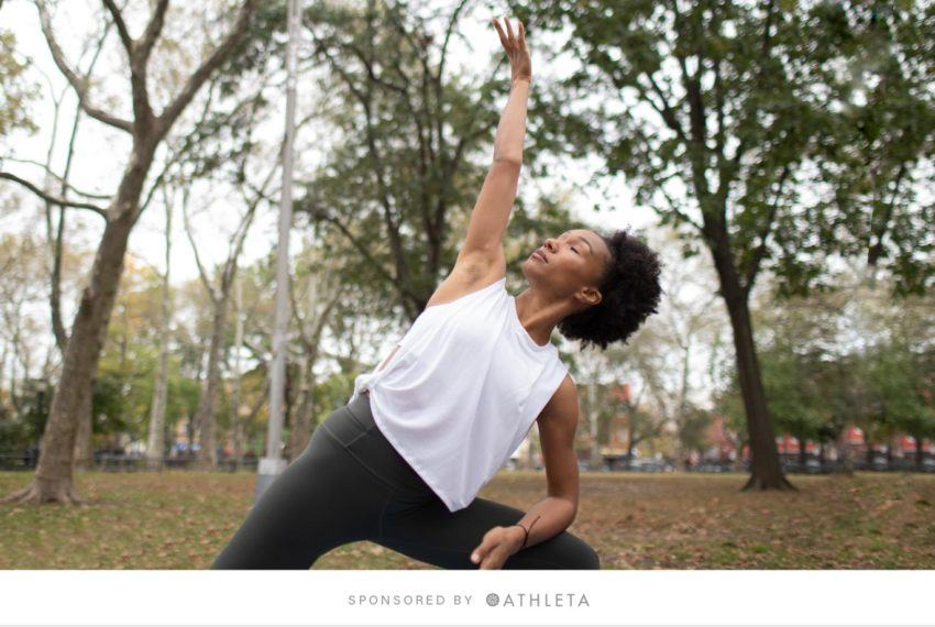 How this entrepreneur is making yoga more inclusive—one practice at a...