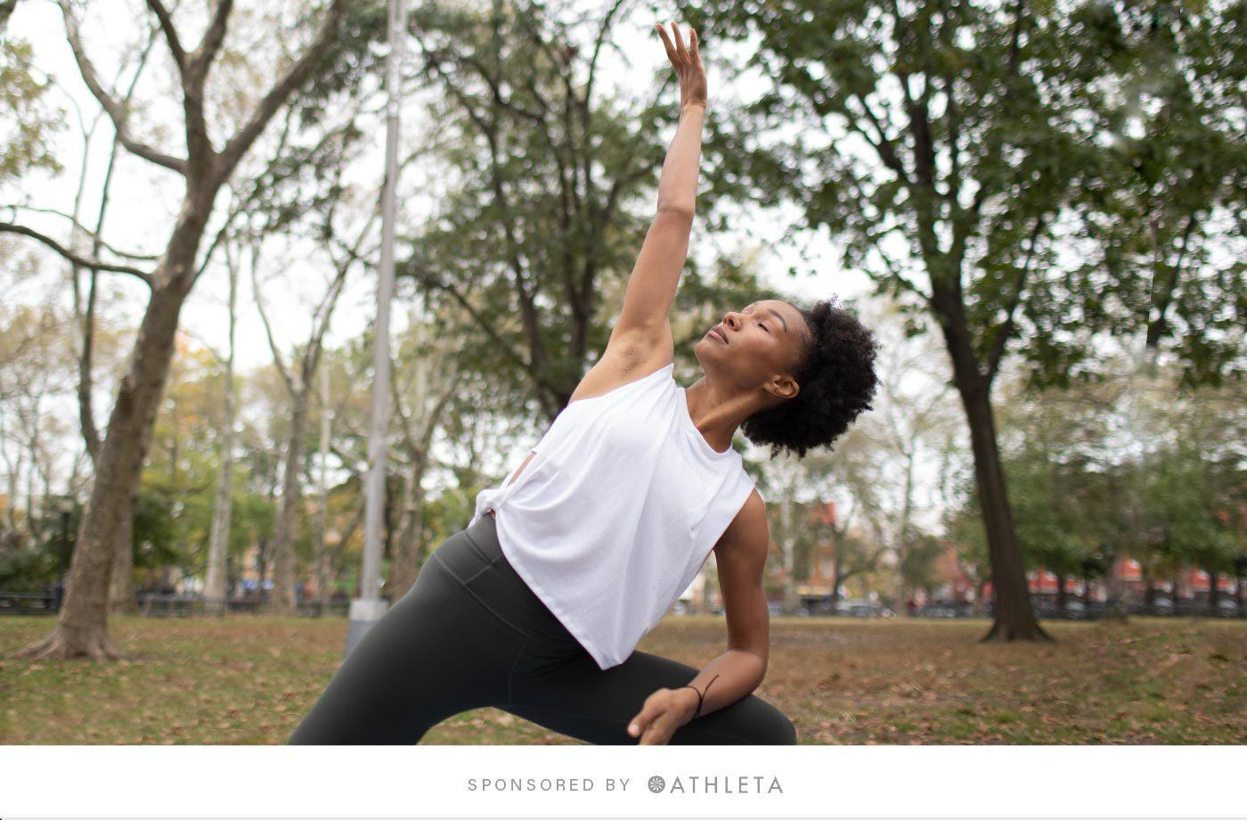 How this entrepreneur is making yoga more inclusive—one practice at a time