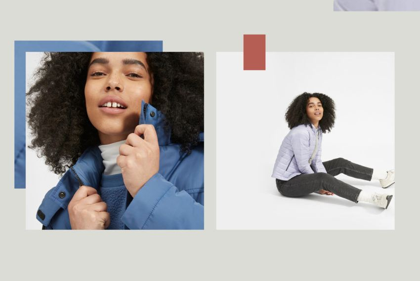 Everlane's 'Choose What You Pay' sale section just got updated with the coziest coats