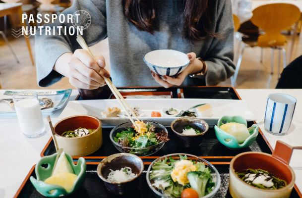 What a 'Healthy Plate' Looks Like in 6 Different Countries