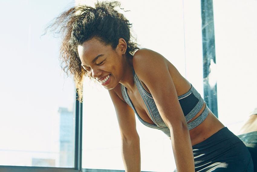 How to create the perfect weekly workout formula, according to Charlee Atkins