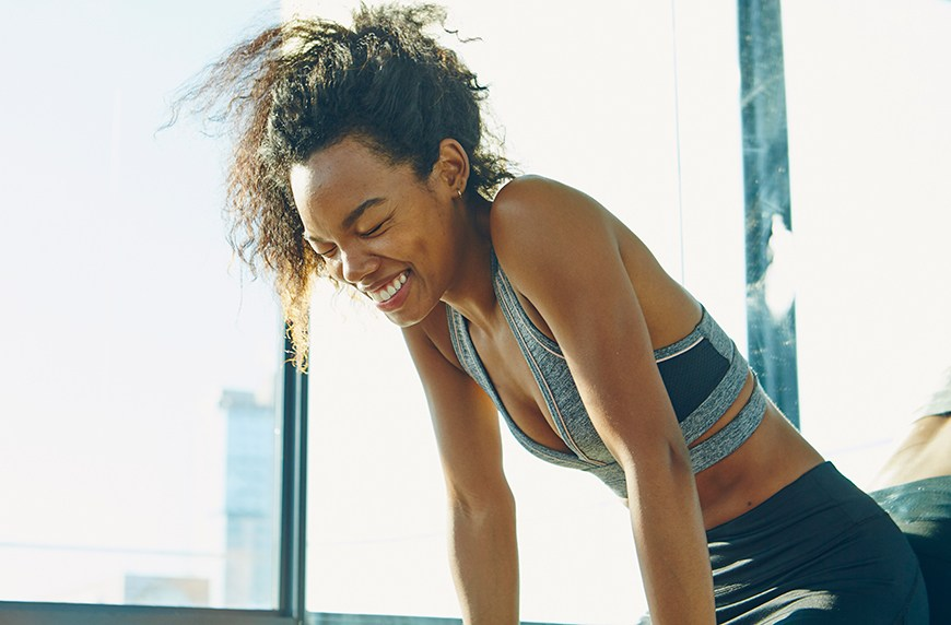 Thumbnail for How to Create the Perfect Weekly Workout Formula, According to Charlee Atkins