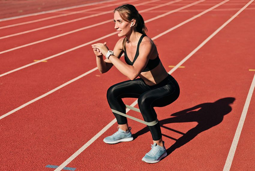 8 Resistance Band Exercises for Legs That Strengthen and Stretch in No Time