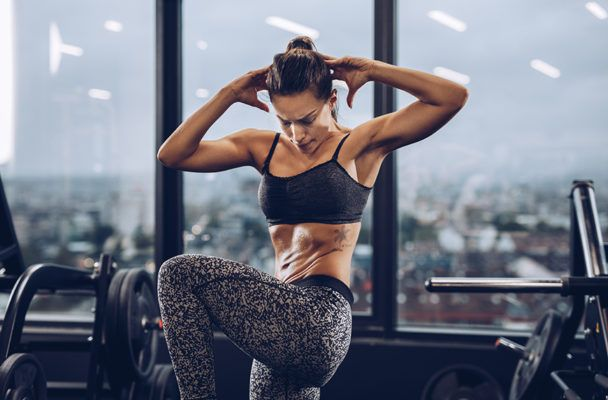 7 standing ab exercises that make you ditch the mat to really work your core