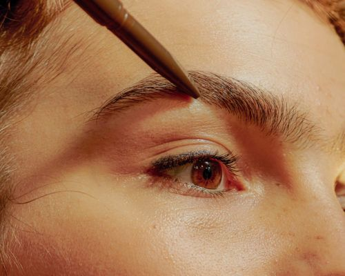 The best brow hack for whatever arch you're trying to achieve