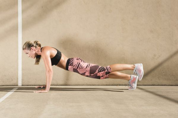 If you're going to do one move every single day, make it a push-up