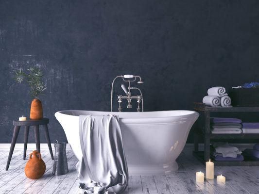 Elevate the Zen in *any* bathroom using 5 simple spa bathroom ideas