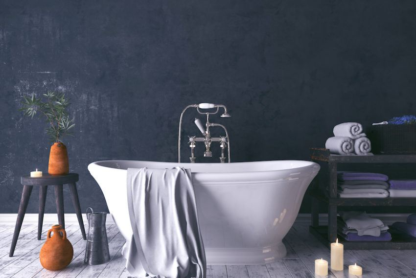 Elevate the Zen in *Any* Bathroom Using 5 Simple Spa Bathroom Ideas