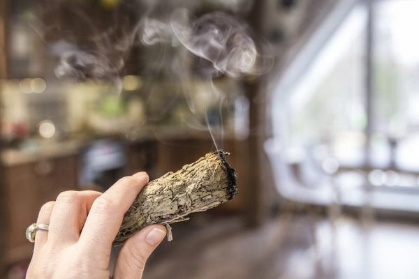 A real witch's 6 tips for using witchcraft to give your home an energy-clearing makeover