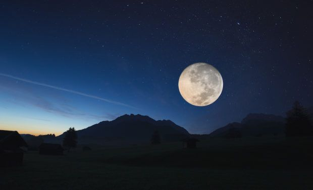 Research says the upcoming full moon is likely to mess with your sleep