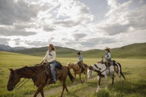 The next frontier of girls' trips is a little bit country at these 8 luxe western ranches