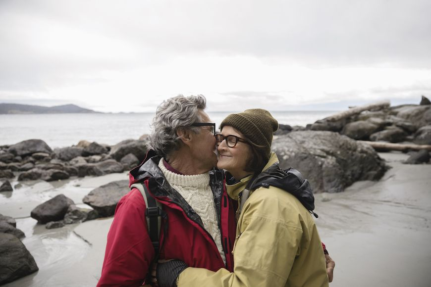 Like everything else in life, your romantic relationship evolves with age and time