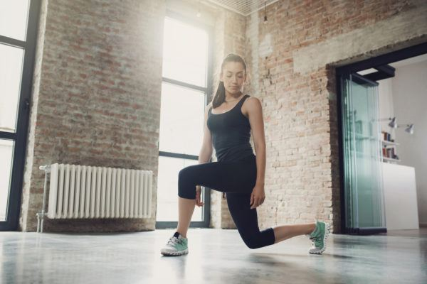 Love leg day? Here's the 4-move lower body routine a top trainer swears by