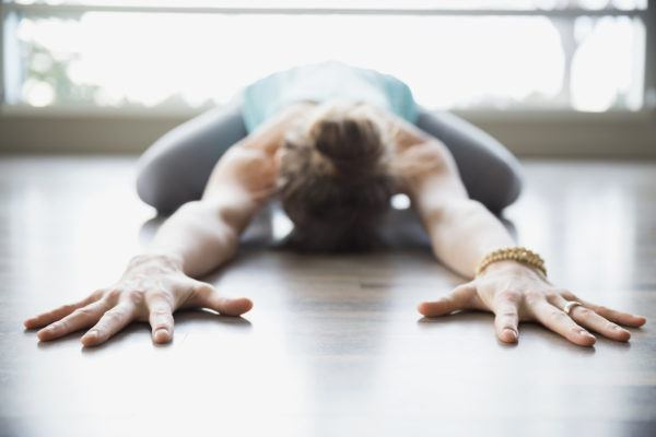 How to deal when you experience less-than-chill feelings in yoga class