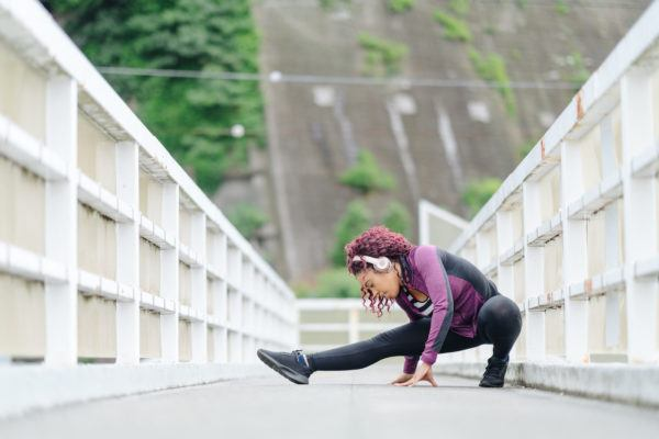 11 hip stretches for runners that melt away tightness—and help you move like the wind